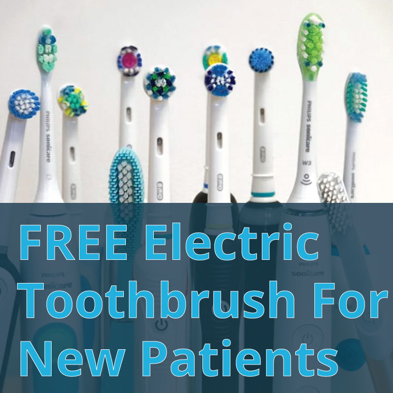 free toothbrush vancouver dentist